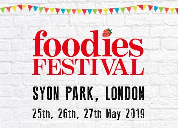 Foodies Festival Syon Park