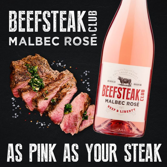 As Pink As Your Steak