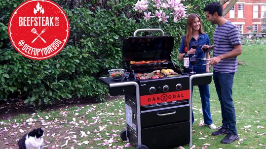 Beef Up Your BBQ